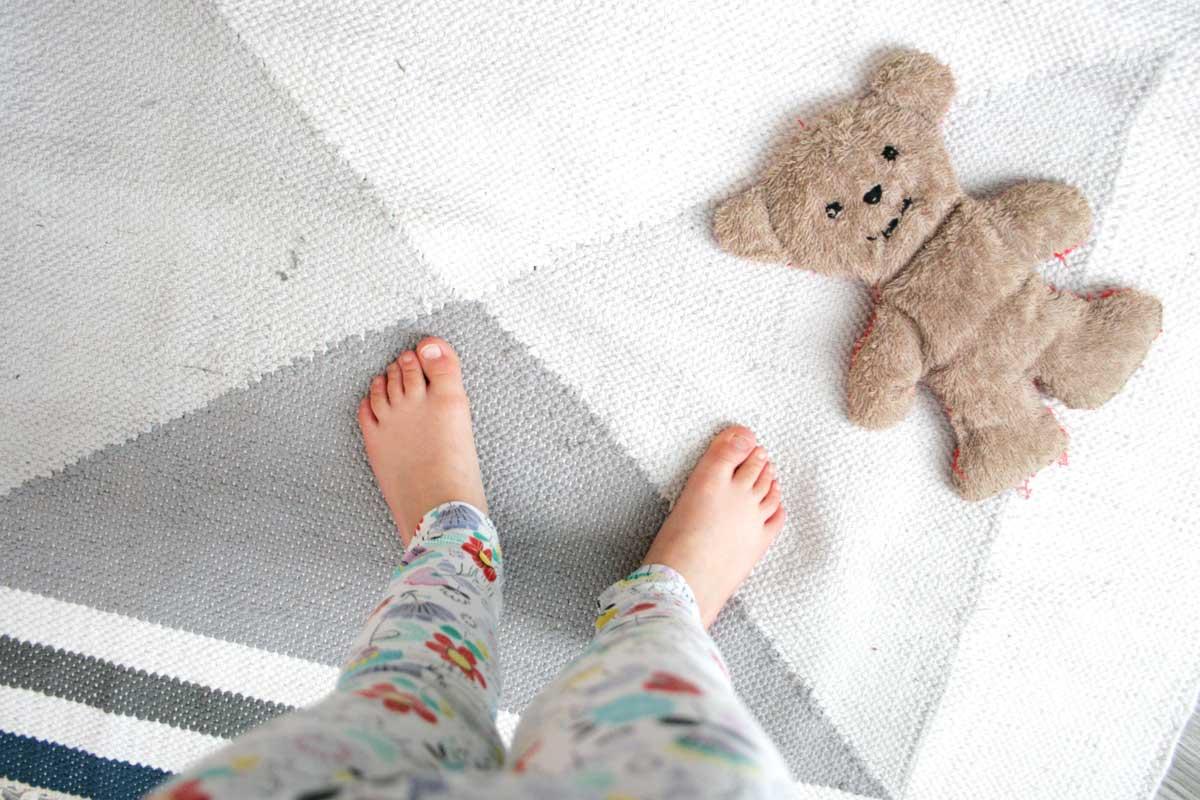 Kinderteppich kaufen - gar nicht so einfach bei der Auswahl.
