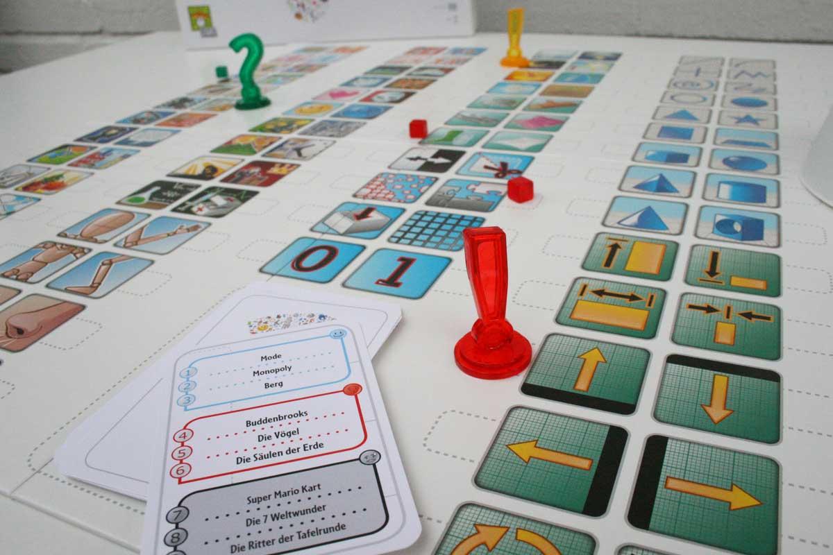 Concept - Auf in das Spielvergnügen mit Asmodee