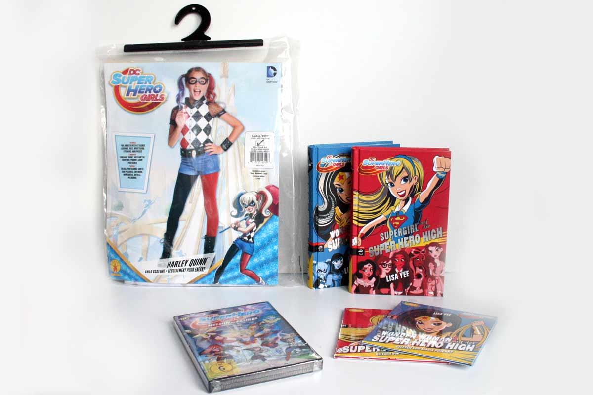 Coole Kostüme und Geschenkideen mit Warner Bros